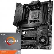 MSI 微星 MEG X570 UNIFY暗影板主板+AMD 锐龙 9 3900X处理器 板U套装5699元包邮