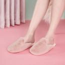 DAUP 大朴 AD4X0220341103 女士保暖毛绒拖鞋 39.25元包邮(双重优惠)¥39