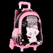 Rainbow Girl 彩虹女孩 小学生双肩背包防水书包拉杆包  券后29元