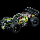 88VIP:LEGO 乐高 机械组系列 42072 高速赛车旋风冲击 93.29元包邮包税(需用券)¥93