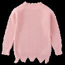 FADUQUEEN 法都女王 女童高领针织衫 19.9元包邮(需用券)¥20