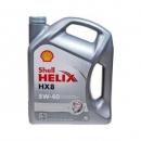 Shell 壳牌 Helix HX8 灰喜力 SN5W-40 全合成润滑油 4L*2件220.71元含税包邮(合110.36元/件)