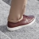 高端鞋图文解析、41码好价:Clarks 中性 板鞋 26140164Prime直邮到手369元(天猫折后869元)