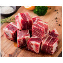 HONDO BEEF 恒都 阿根廷进口牛腩块 1000g *3件