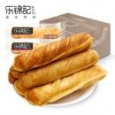 乐锦记 原味手撕棒面包 750g整箱装19.8元包邮1月生产