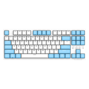 DURGOD 杜伽 K320W 87键无线蓝牙三模机械键盘 Cherry轴 569元包邮(需用券)¥569