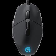 Logitech 罗技 G302 电竞游戏鼠标 4000DPI 129元包邮