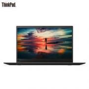 Lenovo 联想 ThinkPad X1 Carbon 2018(2JCD)14英寸笔记本(酷睿i5 8G 256GSSD FHD Win10Pro)黑色