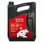 Jbaoy 京保养 统一5W-30 全合成机油 SN级 4L *3件