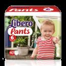 Libero 丽贝乐 婴儿拉拉裤 XL40片 39元包邮(需用券)¥39