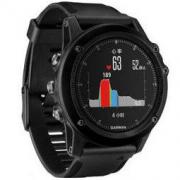 GARMIN 佳明 Fenix 3 HR 多功能GPS户外腕表 中文蓝宝石DLC版 赠表带