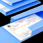 chanyi 创易  发票文件夹  5个 A5 12.8元包邮(需用券)