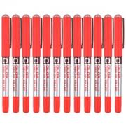 Snowhite 白雪文具 PVN-159 直液式彩色走珠笔 12支 多色可选 *5件