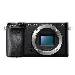 SONY 索尼 Alpha 6100 ILCE-6100 APS-C画幅微单数码相机