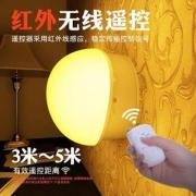 银之优品 智能遥控LED小夜灯 插电款
