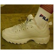 FILA 斐乐 DISRUPTOR 2 女性运动鞋315.84元