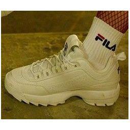 FILA 斐乐 DISRUPTOR 2 女性运动鞋