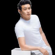 JOEONE 九牧王 JQ984023T-1 男士高领纯棉打底衫 低至59.2元¥59