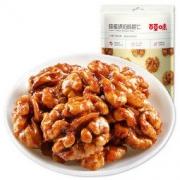 Be&Cheery 百草味 云南纸皮核桃肉 蜂蜜琥珀核桃仁 100g *8件55.6元(合6.95元/件)