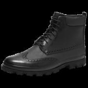 88VIP:clarks 其乐 261355537 男款布洛克英伦短靴 502.55元包邮(多重优惠)¥503
