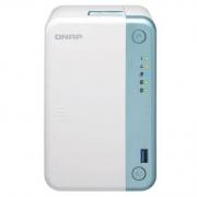 新品预售:QNAP 威联通  TS-251D-2G 两盘位Intel 双核心多媒体 NAS 主机2299元(需付100元定金)