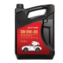Jbaoy 京保养 统一5W-30 全合成机油 SN级 4L *3件257元(合85.67元/件)