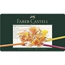 Faber-Castell 辉柏嘉 110011 Polychromos彩色铅笔 马口铁盒装 共120色1054元