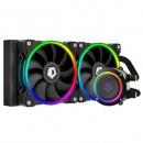 ID-COOLING CHROMAFLOW 240 ADD-RGB 一体式CPU水冷散热器(多平台、红外灯效控制)299元包邮