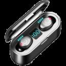 AMOI 夏新 F9 分体式无线耳机 34.9元包邮(需用券)¥35