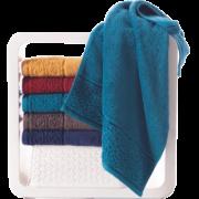 KINGSHORE 金号 素色加厚纯棉毛巾 74*40cm 152g 15.9元包邮¥16