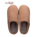 INTERIGHT IN9031 经典家居长绒棉拖鞋*3件34.02元(合11.34元/件)