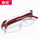 申宏 头戴式眼镜型放大镜 9.9元包邮(需用券)¥10