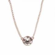GIVENCHY纪梵希女士圆型单钻项链219元包邮(双重优惠)