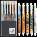 M&G 晨光 AGP87926A 梵高系列 按动中性笔 0.5mm 黑色 12支 24元包邮(需用券)¥24