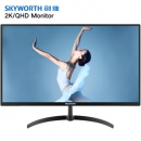 Skyworth 创维 FQ27ANK 27英寸 IPS-ADS显示器(2560*1440、99% sRGB)949元包邮(需用券)