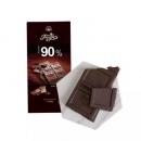 TRUFFLES 德菲丝 90%可可黑巧克力 100g 排块装 *10件 69元包邮(双重优惠)¥69