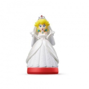 Nintendo 任天堂 桃花公主婚礼造型 amiibo