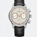 Longines 浪琴 Heritage 经典复古系列 男士机械腕表L2.814.4.76.01945美元约¥13624(官网23700元)