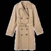 PurCotton 全棉时代 4100590017 女士风衣 349元