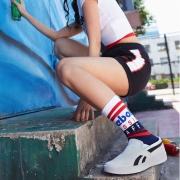 Reebok 锐步 ROYAL BONOCO SLIP EGU92 男女低帮休闲网球鞋 153.9元包邮(用券)