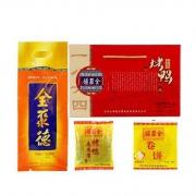 全聚德 北京烤鸭礼盒 1380g(整只烤鸭1000g饼酱380g)