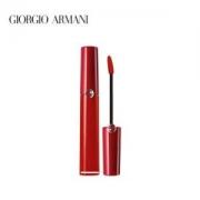 GIORGIOARMANI 乔治·阿玛尼 红管 唇釉丝绒哑光口红番茄色#400