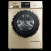 Midea 美的 MG100S31DG5 10公斤 洗衣机 金色 1699元包邮(需用券)¥1699