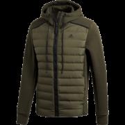 adidas 阿迪达斯 VARILITE HYBRID CY8722 男冬季户外短款羽绒服 223.6元包邮(需用券)