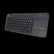 Logitech 罗技 K400 Plus 无线触控键盘 129元包邮