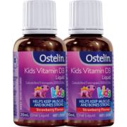Ostelin 儿童维生素D滴剂 20ml*2 66元含税包邮