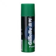 Gillette 吉列 酷爽薄荷型 剃须泡 210g *7件