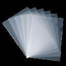 环美 E310 单片文件夹 A4 60个装 15.9元包邮¥16