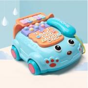LIVING STONES 活石 婴儿仿真电话机早教玩具 39元包邮