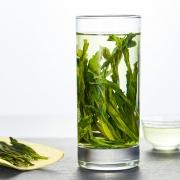 4.9分 白菜价:祁野 太平猴魁特级绿茶 100g